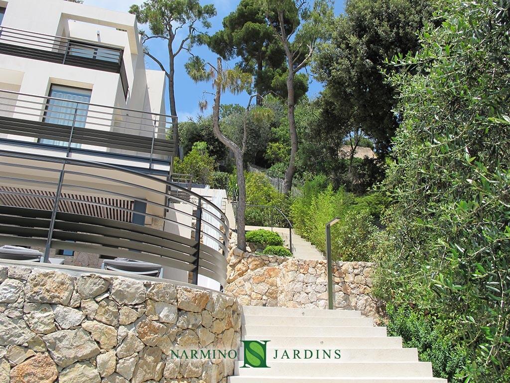 Jardins et arbres que nous entretenons (élagage)