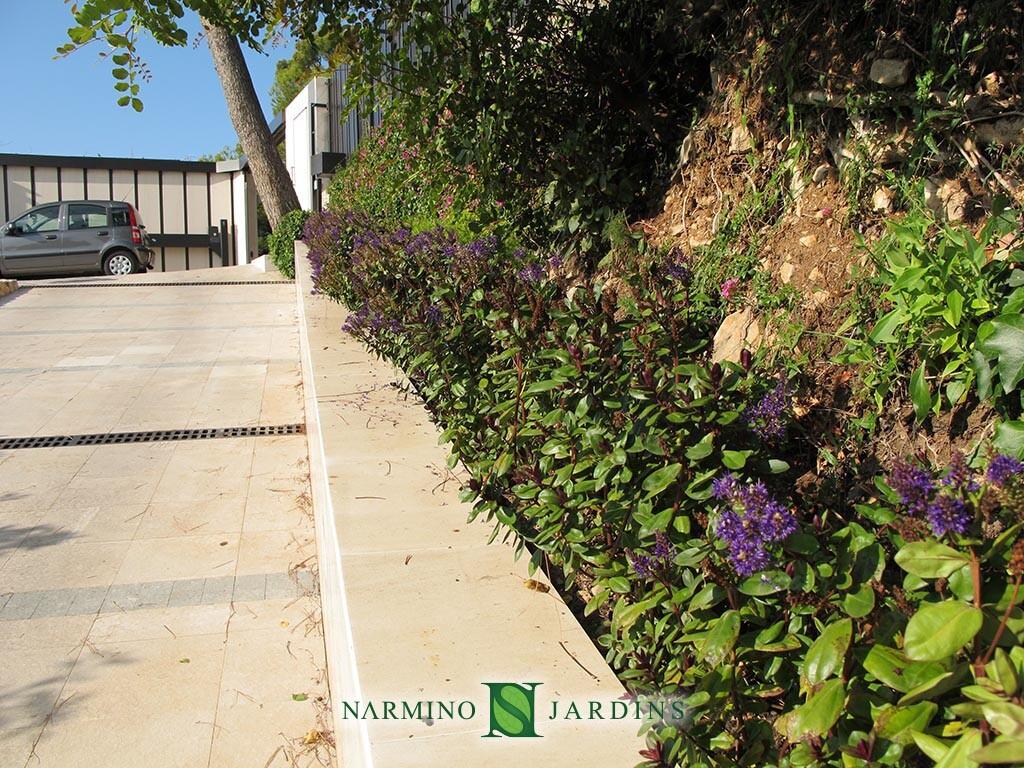 Travaux d'aménagement et jardinage