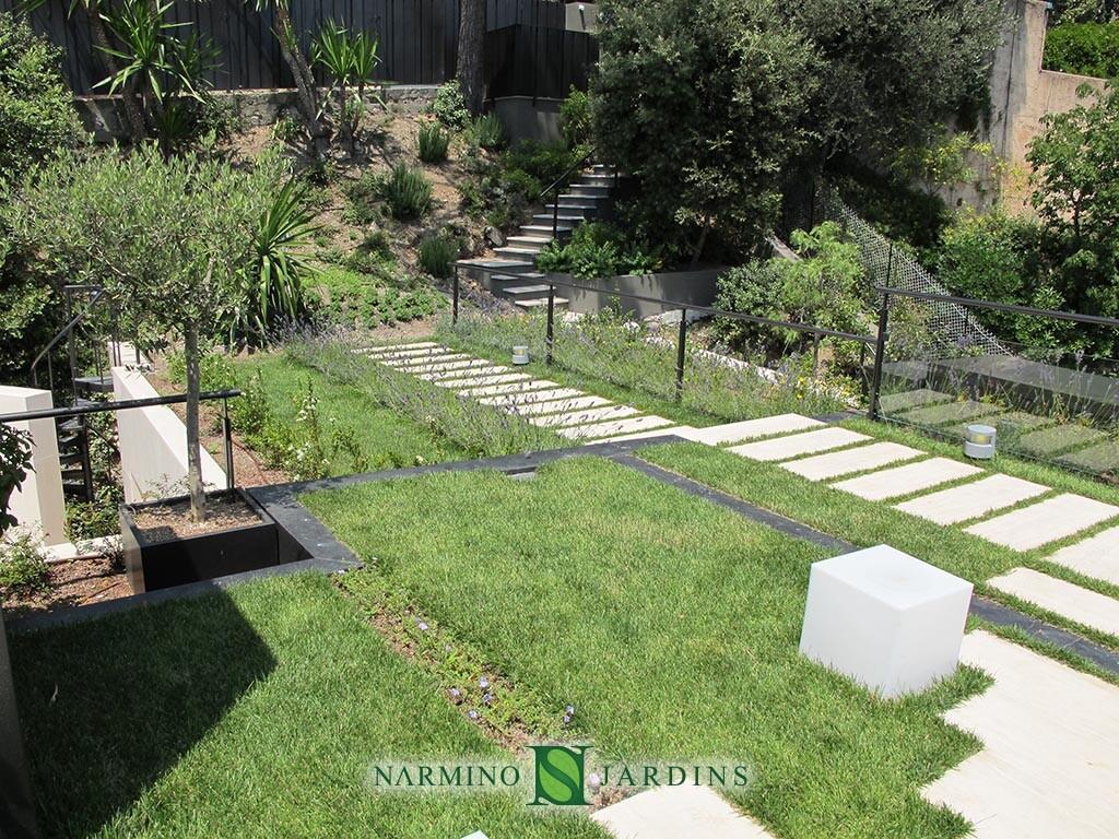 Un toit terrasse végétalisé
