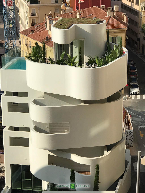 Immeuble le Stella à Monaco