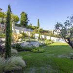 Un agréable jardin