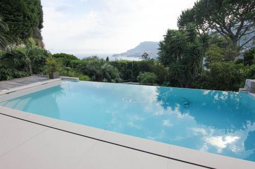 La piscine et sa vue