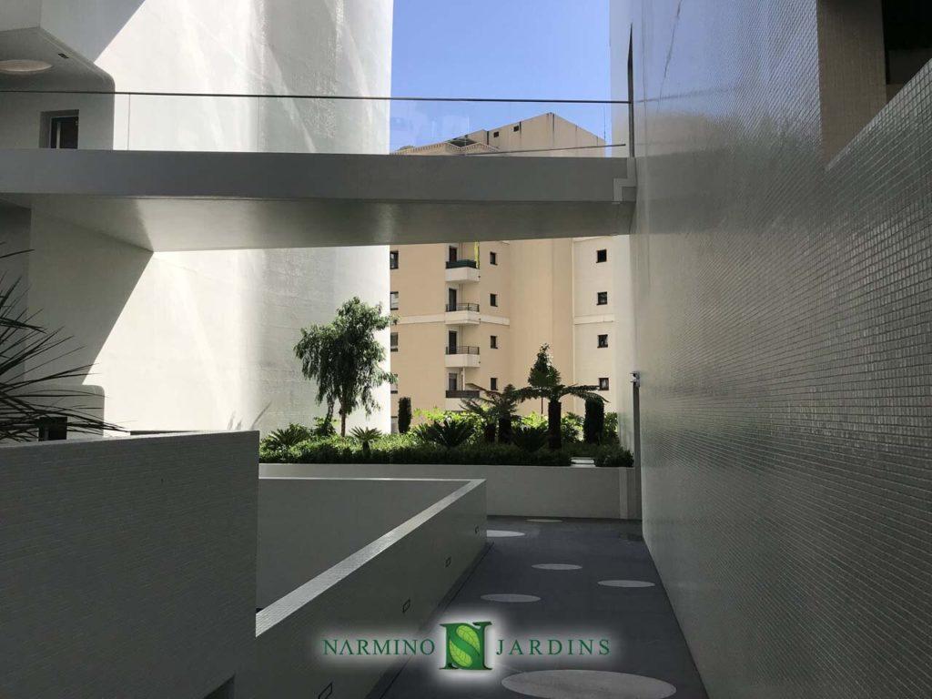 Une réalisation Narmino Jardins